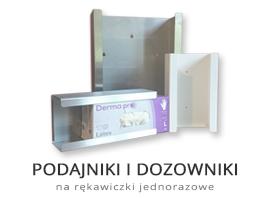 podajnik dozownik na rekawiczki jednorazowe tp polska