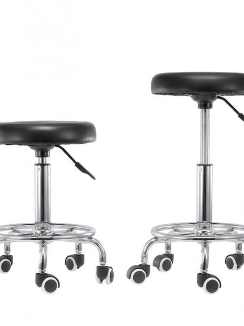 taboret stolek obrotowy kosmetyczny 2