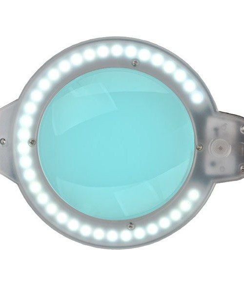 LAMPA LUPA LED 1006 ZE STATYWEM