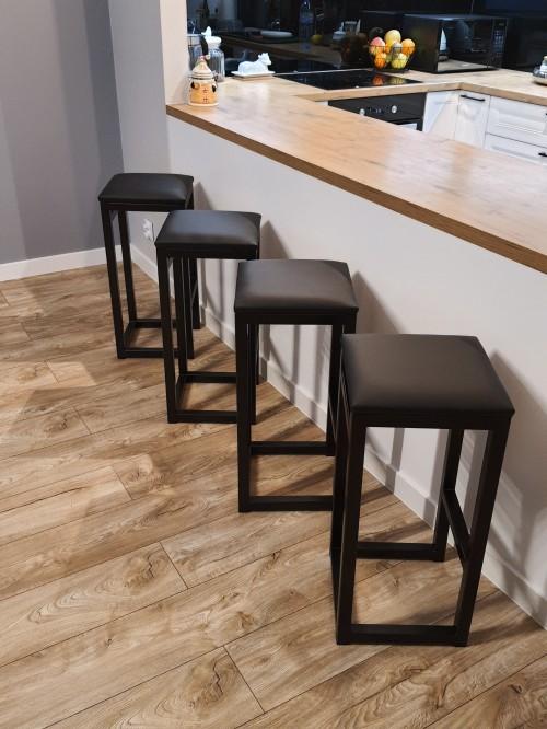 Hooker stołek taboret krzesło do studia tatuażu